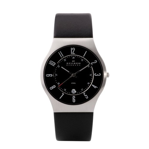 Skagen Men's 233XXLSLB Black Watch