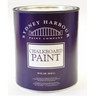 Exterior Chalkboard Paint