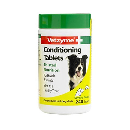 Vetzyme Conditioning Tablets X 240 250G - Bulk Deal Of 6X (Vetzyme Conditioning Tablets compare prices)