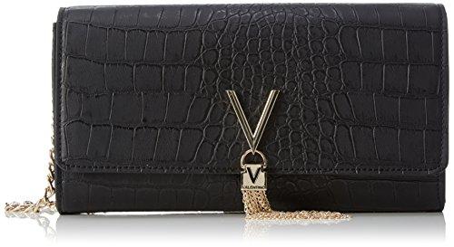 Valentino-Damen-Diva-Baguettes-Schwarz-Nero-27x12x4-cm