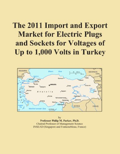 The 2011 Import And Export Market For Electric Plugs And Sockets For Voltages Of Up To 1,000 Volts In Turkey