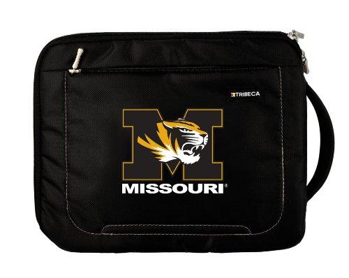 NCAA Missouri Tigers Deluxe Nylon Sleeve for Apple iPad