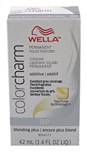 Wella Colorcharm Liquid #Bp Bonding Plus Haircolor 1.4 Oz.