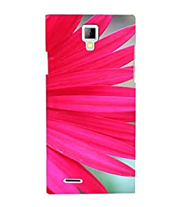 PrintVisa Flower Design 3D Hard Polycarbonate Designer Back Case Cover for Micromax Canvas Xpress A99
