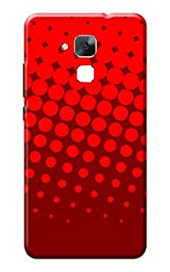 Honor 5C Back Cover Printed KanvasCases Premium Designer 3D Lightweight Hard Case