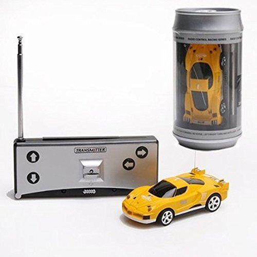 Mini 1:58 Coke Can RC Radio Remote Control Race Racing Car Toy Vehicles Gift XD (Speed Cola Soda compare prices)