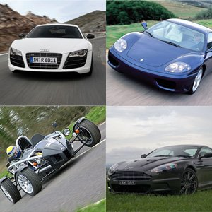 Extreme Supercar Driving Experience