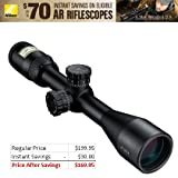 Nikon P-223 3-9x40 Mate BDC 600