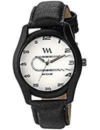 Watch Me Greyish Silver Analog Watch For Men And Boys -041-Wtwm