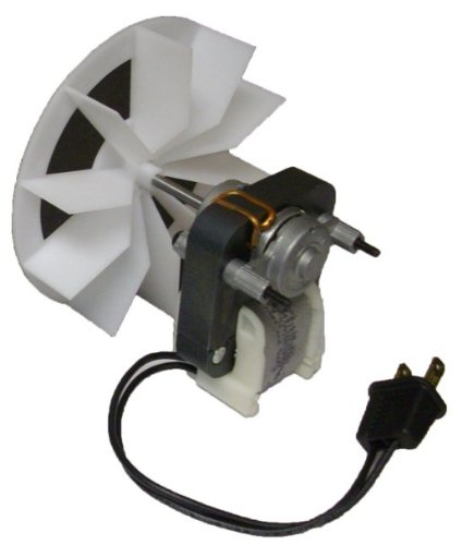 Broan 669 Bath Vent Fan Motor # 97012039, 3000 Rpm, 1.0 Amps, 120V 60Hz.