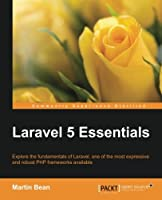 Laravel 5 Essentials Front Cover
