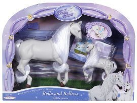 Picture of Jakks Pacific Bella Sara Horses Action Figure 2 Pack-Bella & Bellissa (B0036YUJZI) (Jakks Pacific Action Figures)