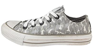 Converse Chuck Taylor All Star Lo Top White Womens 10