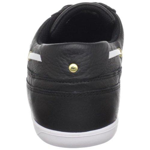 Lacoste Men's Dreyfus Ap Spm Lace-Up Sneaker,Black/Gold,9 M US