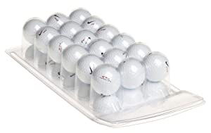 Nike Power Distance Superfar Recycled Golf Balls (36 Pack) by Nike