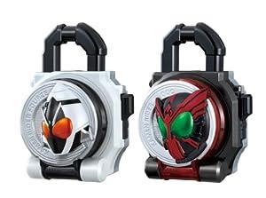 Kamen Rider Gaim DX Lock Seed Fourze & OOO Lock Seed Set