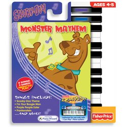 I Can Play Piano Software - Scooby-Doo Monster Mayhem