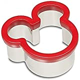 Disney Parks Exclusive Mickey Mouse Icon Sandwich - Cookie Cutter