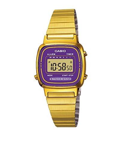 Casio Reloj Vintage Dorado