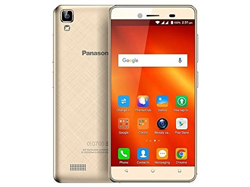 Panasonic T50 (Champagne Gold) By Amazon @ Rs.4,290