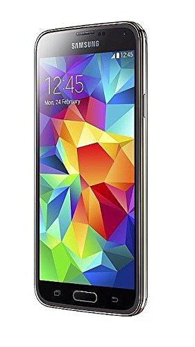 Samsung Galaxy S5 G900F 3G, 16Mp, Quad-Core, Kitkat Factory Unlocked World Mobile Phone - Gold