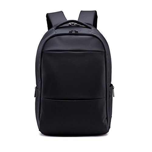 Amison Zaino per laptop, pollici di alta qualità impermeabile Nylon 17 uomini donne Notebook Bag