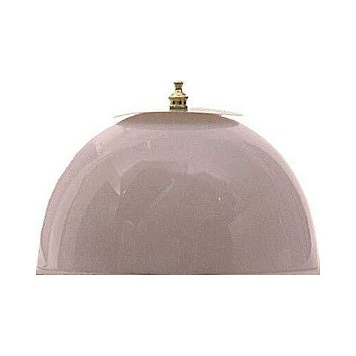 clip on light shade diamond cut acrylic dome lightbulb fixture 7 3 4 quot. Black Bedroom Furniture Sets. Home Design Ideas
