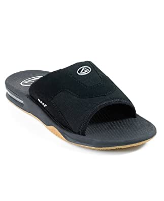 reef byob bottle opener slide sandal shoes. Black Bedroom Furniture Sets. Home Design Ideas