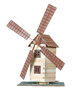 Walachia Windmill Wooden Hobby Kit