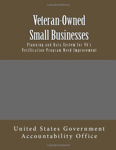 Veteran-Owned Small Businesses: Planning and