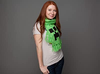 Minecraft Creeper Scarf from Jinx