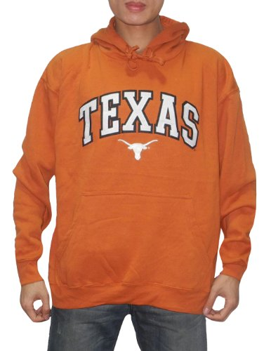 NCAA Texas Longhorns Mens Warm Athletic Pullover Hoodie / Sweatshirt XL Brown at Amazon.com