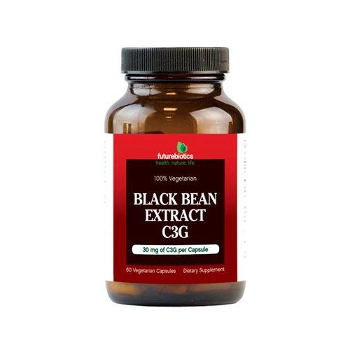 Futurebiotics Black Bean Extract - 60 caps