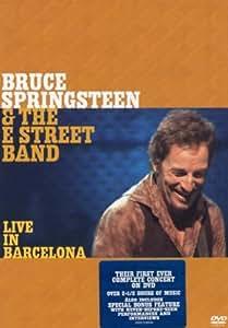 Bruce Springsteen - Live in Barcelona (2 DVDs)