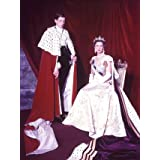 The Duke of Kent and his mother, the Duchess of Kent (V&A Custom Print)