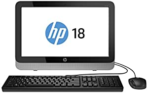 HP 18-5110 18.5-Inch All-in-One Desktop from hp