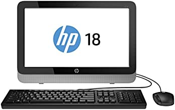HP 18-5110 18.5-Inch All-in-One Desktop