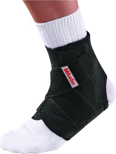 MuellerAdjustable Ankle Stabiliser- Compression Support Ankle Brace