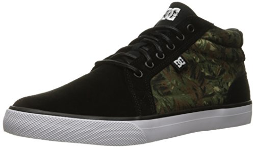 DC Shoes Council Mid SE Uomo US 8 Nero Scarpe Skate UK 7 EU 40.5