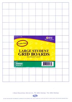STUDENT GRID DOUBLE-SIDED 30-SET