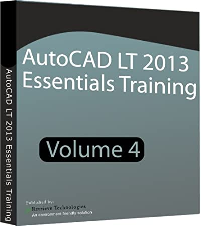AutoCAD LT 2013 Essentials Training for PC