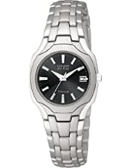 Citizen Women's EW1400-53H Eco-Drive Titanium Watch