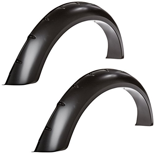 Bushwacker Ford Cut-Out Fender Flare Rear Pair (Fender Flare Ford Ranger compare prices)