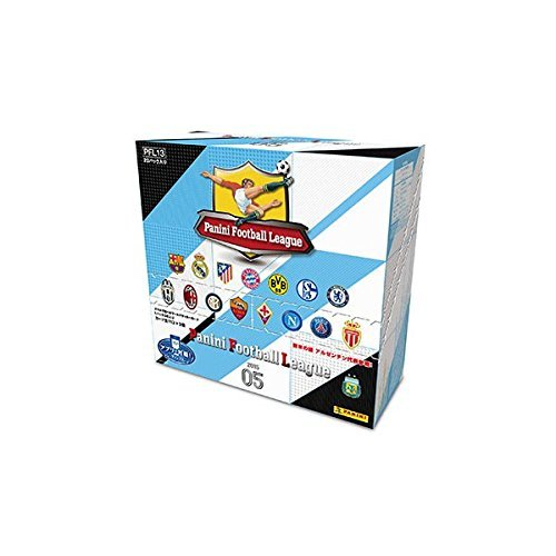 PANINI FOOTBALL LEAGUE 2015 05 [PFL13] (BOX) by Bandai günstig kaufen