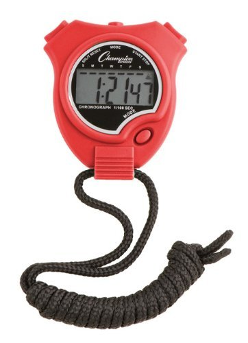 Champion Sports Stop Watch/Stopwatchs/Timers