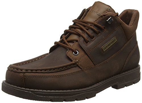 RockportTreeline Hike Marangue - Stivaletti uomo , marrone (Brown (Boston Tan)), 43