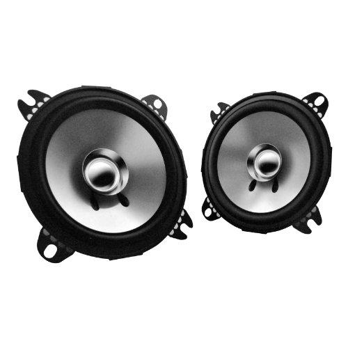 "2) New Kenwood Kfc-C1055S 4"" 210 Watt 2-Way Car Audio Coaxial Speakers Stereo"