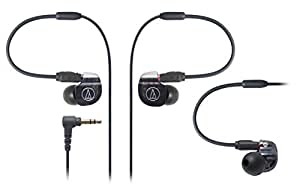 Audio Technica ATH-IM02 SonicPro Balanced In-Ear Monitor Headphones