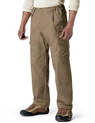 CQR Men's Tactical Pants Lightweight Assault Cargo TLP-101 / 102