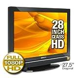 """Hannspree ST289MUB 28"""" Class LCD HDTV - 1080p, 1920x1200, 16:10, 800:1 Nati ...."""